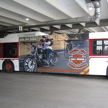 Bus Mural